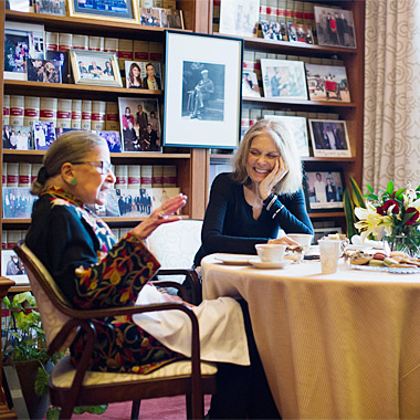 From the News | Careers of Ginsburg and Steinem, Negotiating Salary