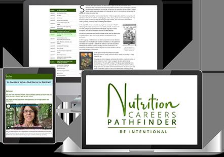 Nutrition Careers Pathfinder
